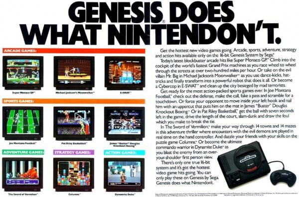 Genesis Does What Nintendon't! (2)