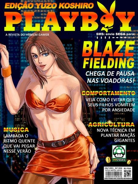 PLAYBOY-Blaze