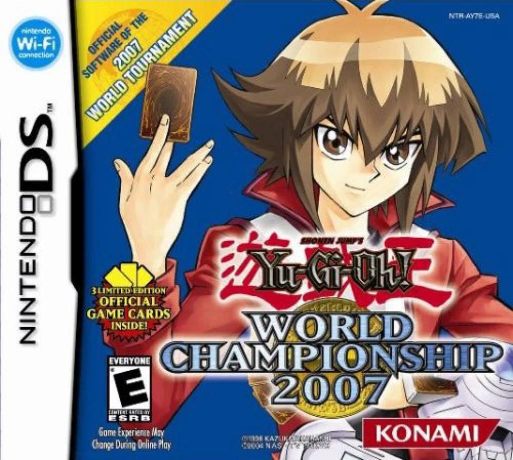 Yu-Gi-Oh! World Championship 2007 - GameHall