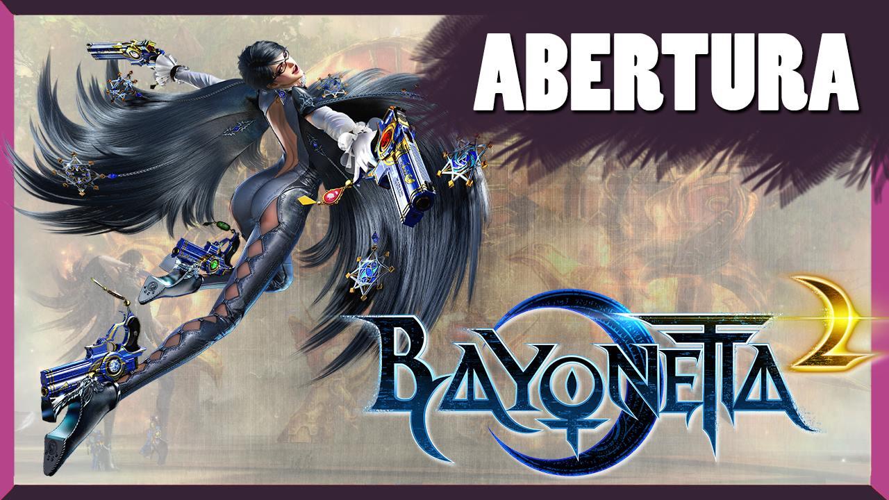 Bayonetta 2 - Screen