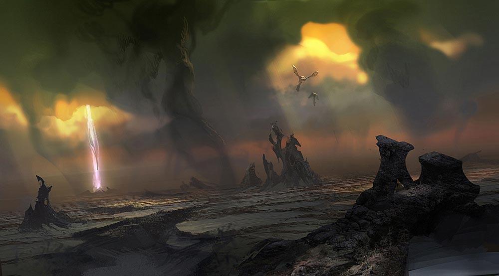 Blizzard - Starcraft - Concept Art