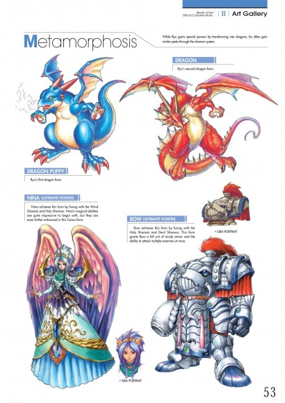 Breath of Fire Official Complete Works - Página 10