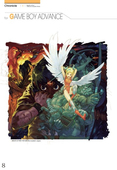 Breath of Fire Official Complete Works - Página 12