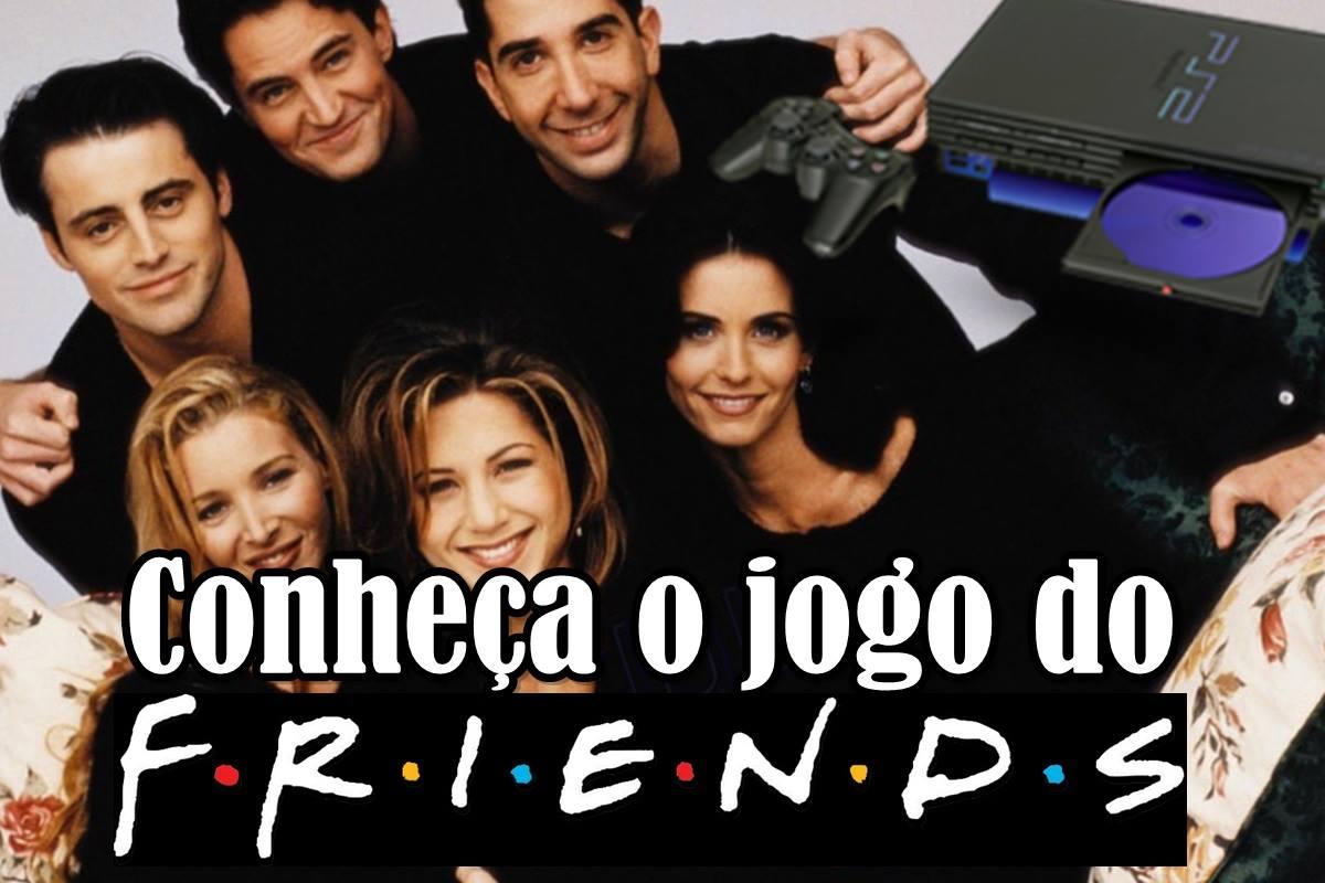 Friends Cast - PS2