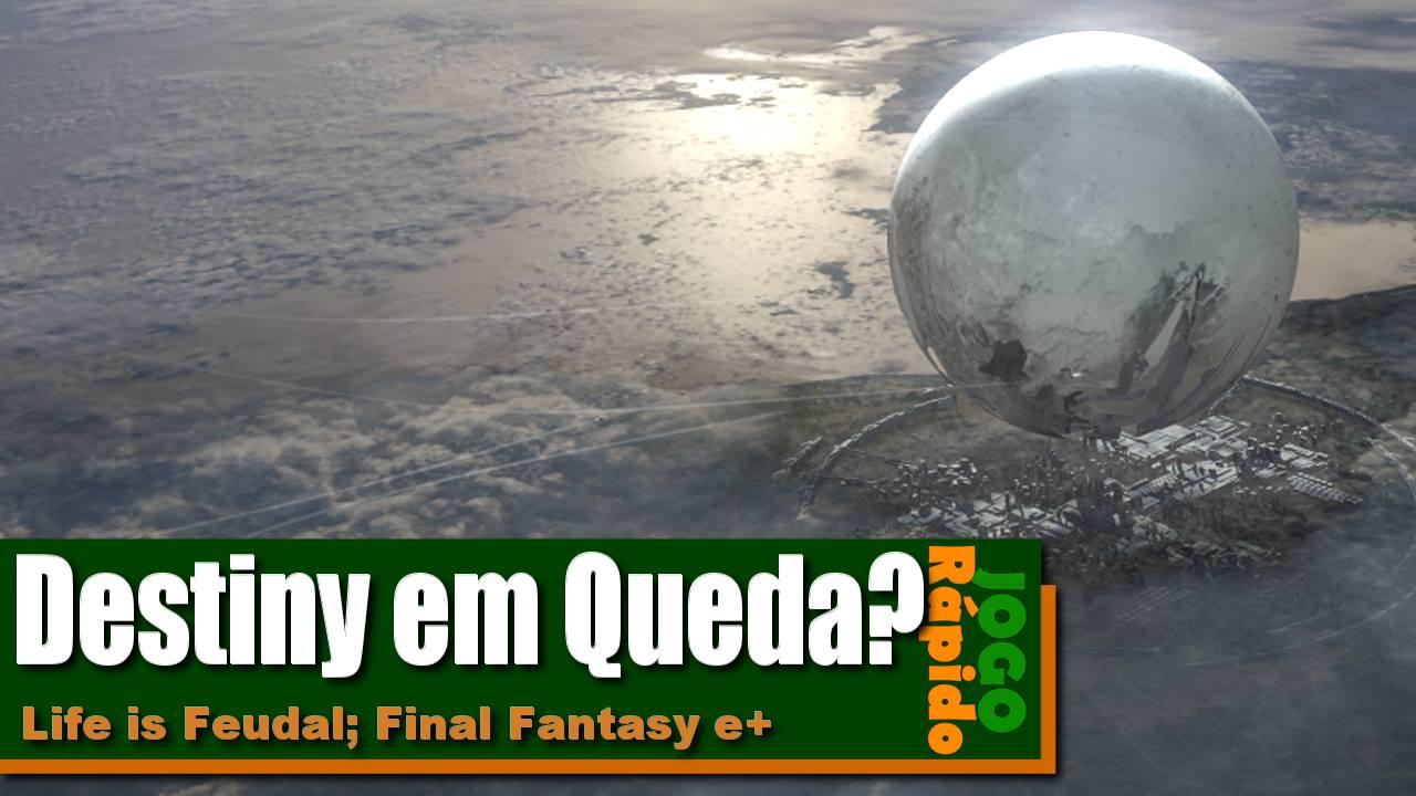 GameLab - Destiny - Final Fantasy e Mais