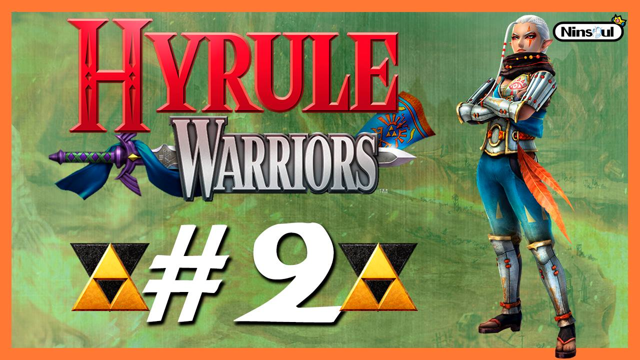 Hyrule Warriors - Impa - Lets Play