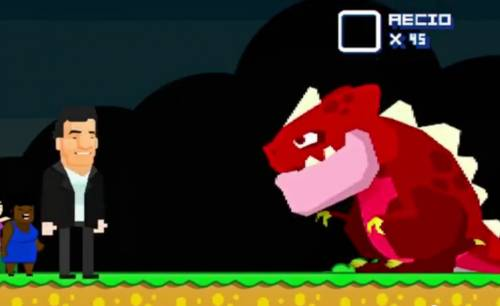 Aécio Super Mario Bros