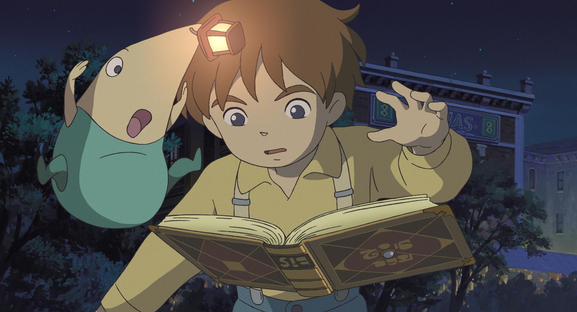 Level 5 - Ni no Kuni - Animation Scene - PS3