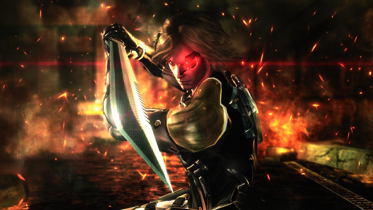 Metal Gear Rising - Revengeance - Raiden Screenshot HD