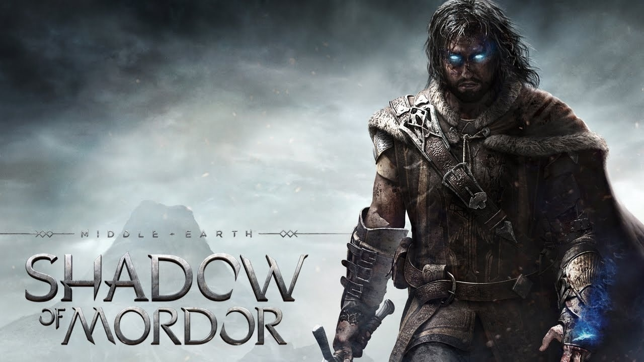 Middle-Earth - Shadow of Mordor - Talion Render Art