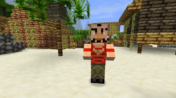 Minecraft - Screenshot 1920x1080 - Far Cry 3 - Vaas