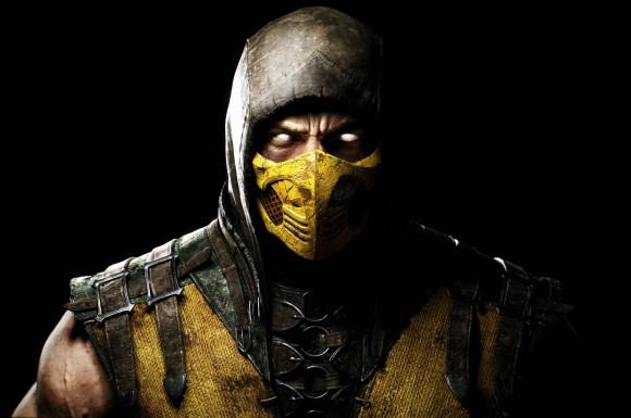 Mortal Kombat X - Scorpion - Full HD Render