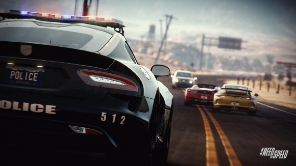 Need for Speed Rivals - Perseguição - Imagem Full HD - 1920x1080