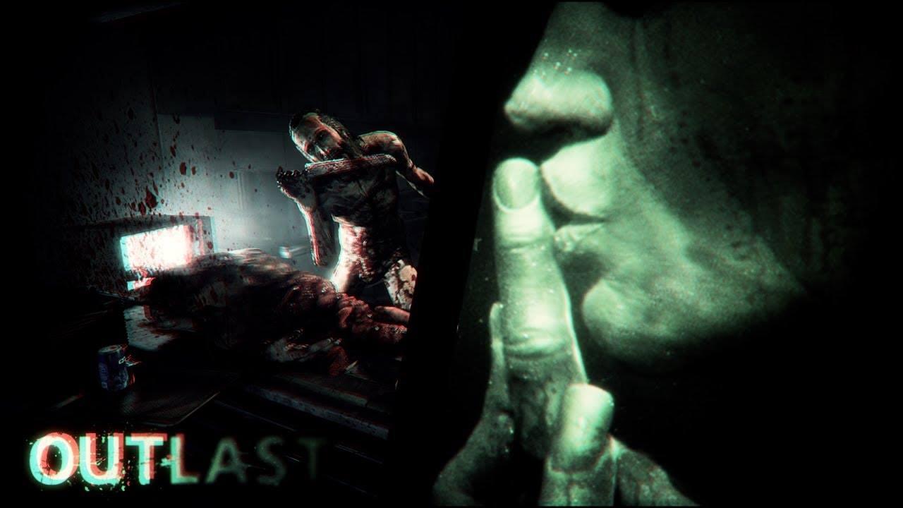 Outlast DLC Screen