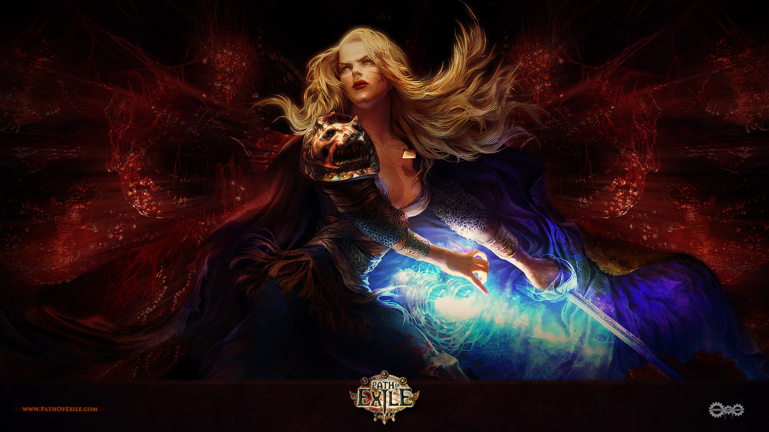 Path of Exile - Wallpaper Full HD - 2560x1440