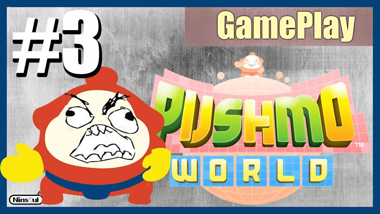 Pushmo World - Wii-U - Banner Topo - NinSoul