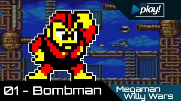 RK Play - Megaman - Bombman
