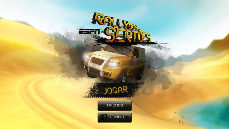 Rally dos Sertões - ESPN - Game - 02
