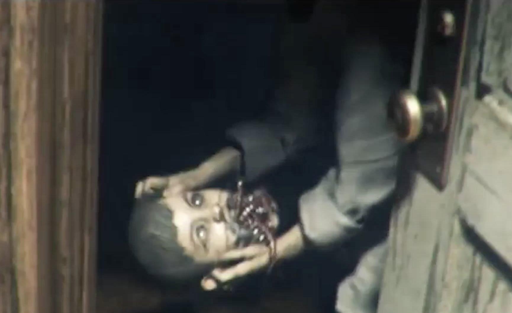 Silent Hills - Teaser Screen Concept