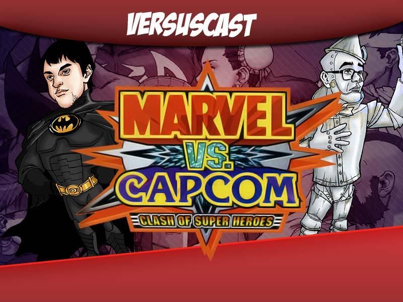 VersusCast - Marvel vs Capcom - Banner Topo