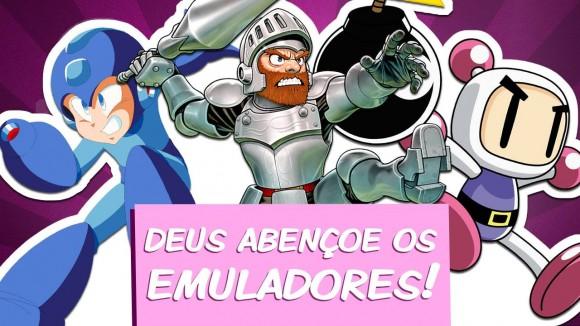 Vlog do Smok - Deus Abencoe os Emuladores - Imagem Topo