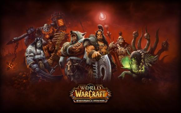 World of Warcraft - Warlords of Draenor - Wallpaper Full HD - 1920x1200