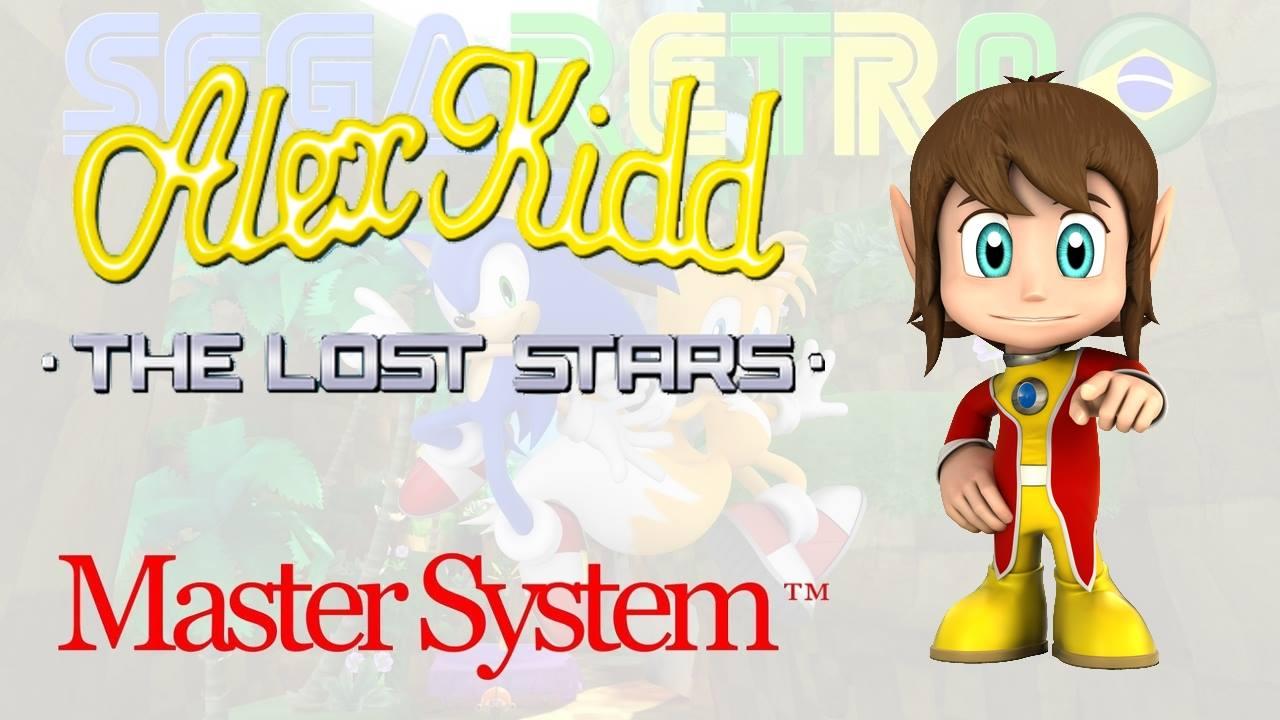 Alex Kidd - The Lost Stars - Sega Retro BR Análise