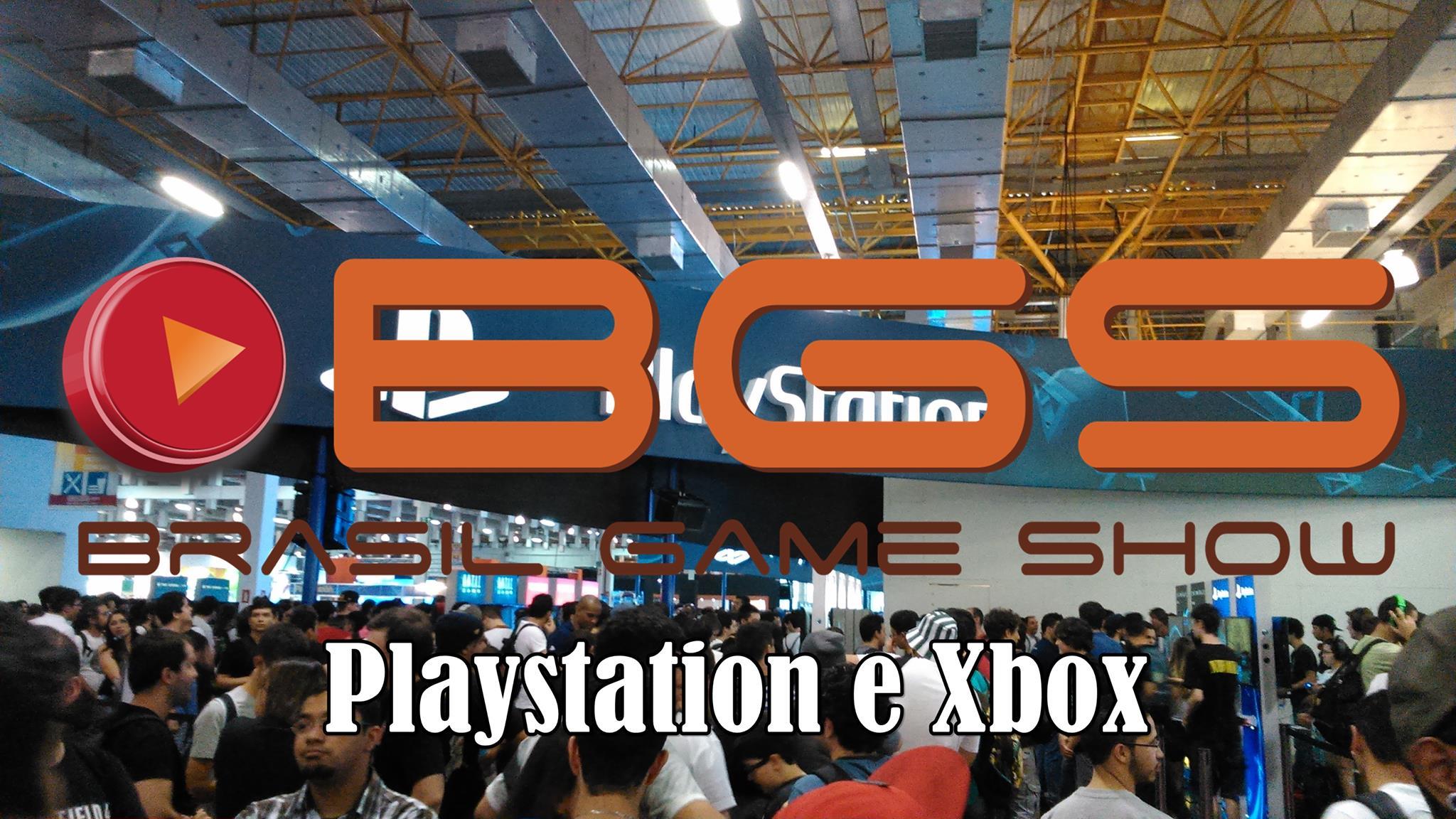 BGS 2014 - PlayStation e Xbox - Imagem