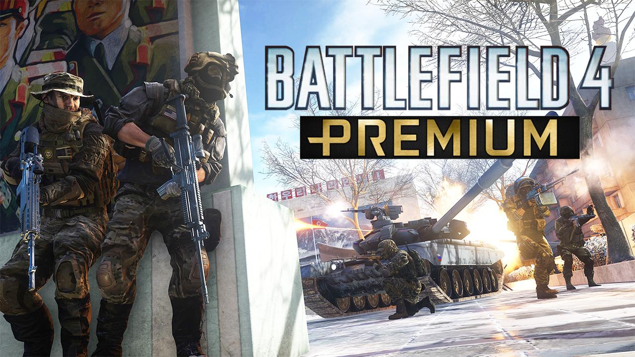 Battlefield 4 - Premium - Soldiers Screen