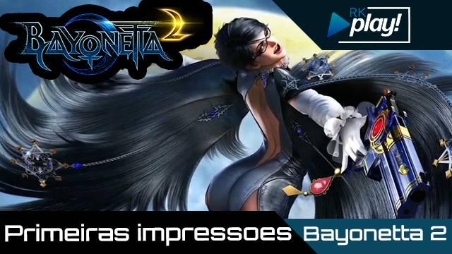 Bayonetta 2 - RK Play - Impressoes da Demonstracao - Imagem