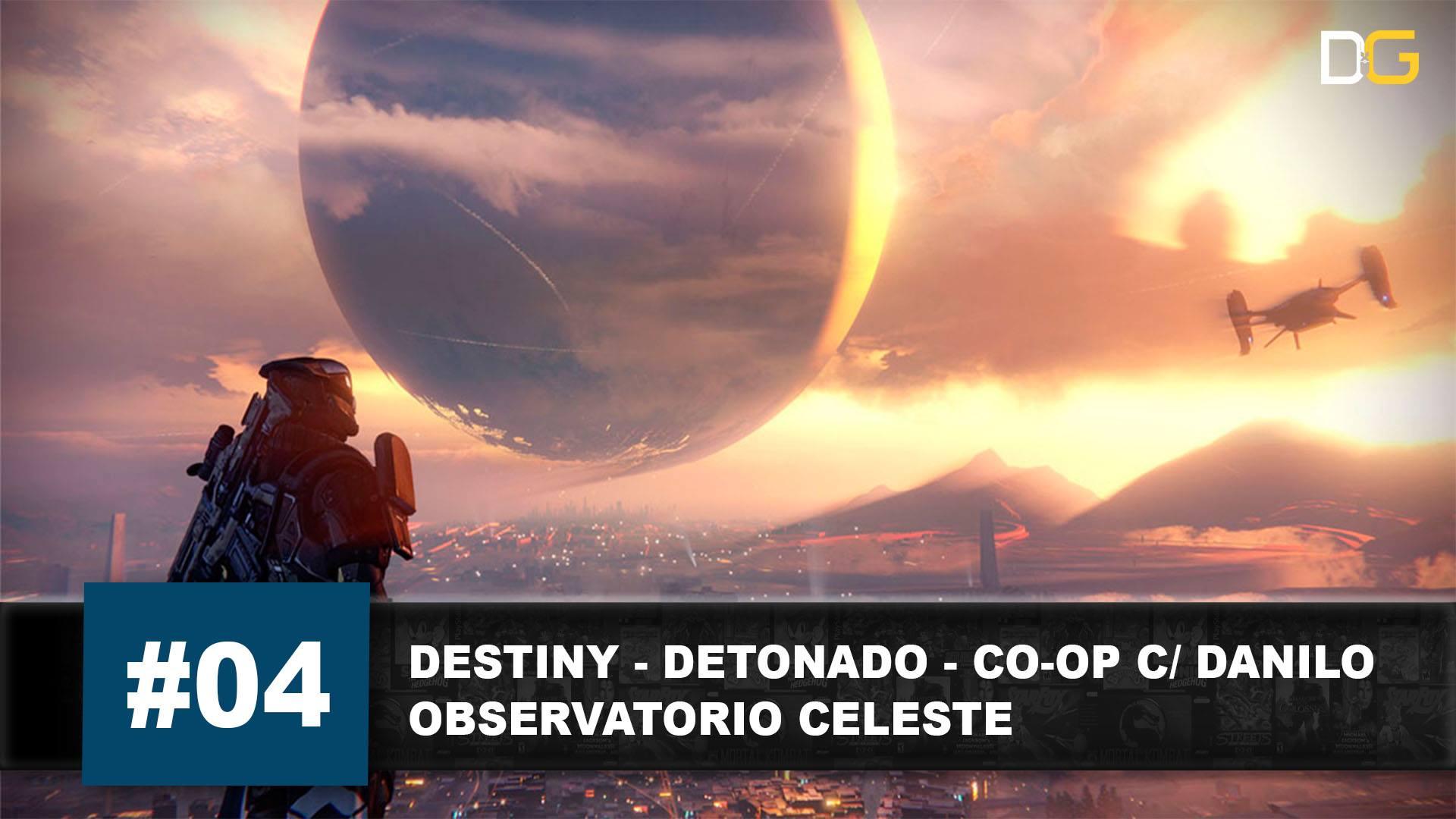 Destiny - Detonado - Observatório Celeste - Imagem