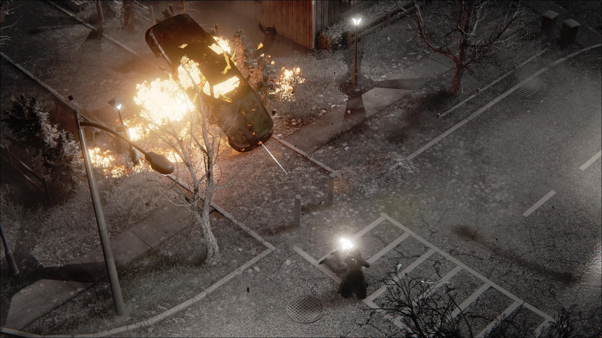 Hatred - Screenshot 01