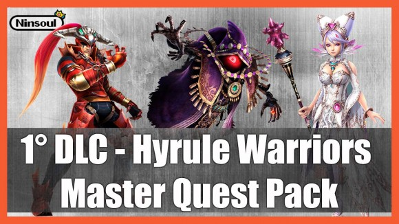 Hyrule Warriors - Master Quest Pack - Characters