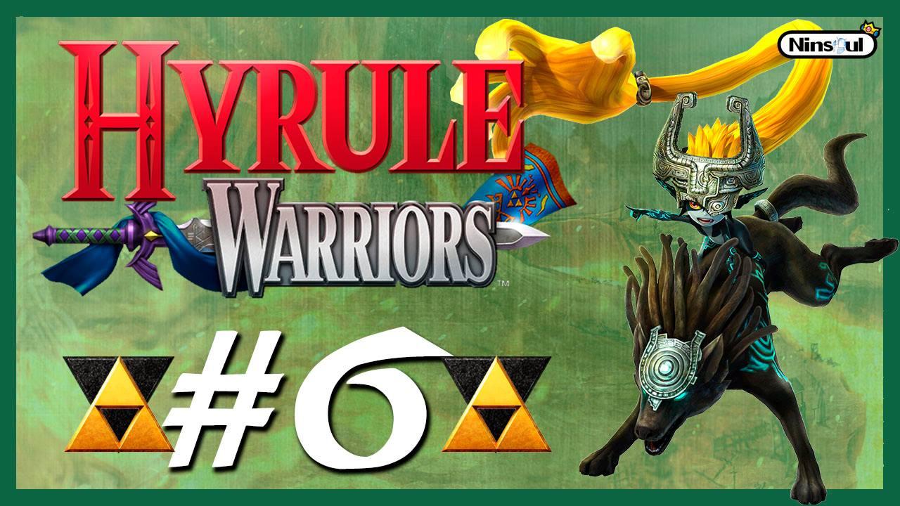 Hyrule Warriors - NinSoul - Wolf - Image