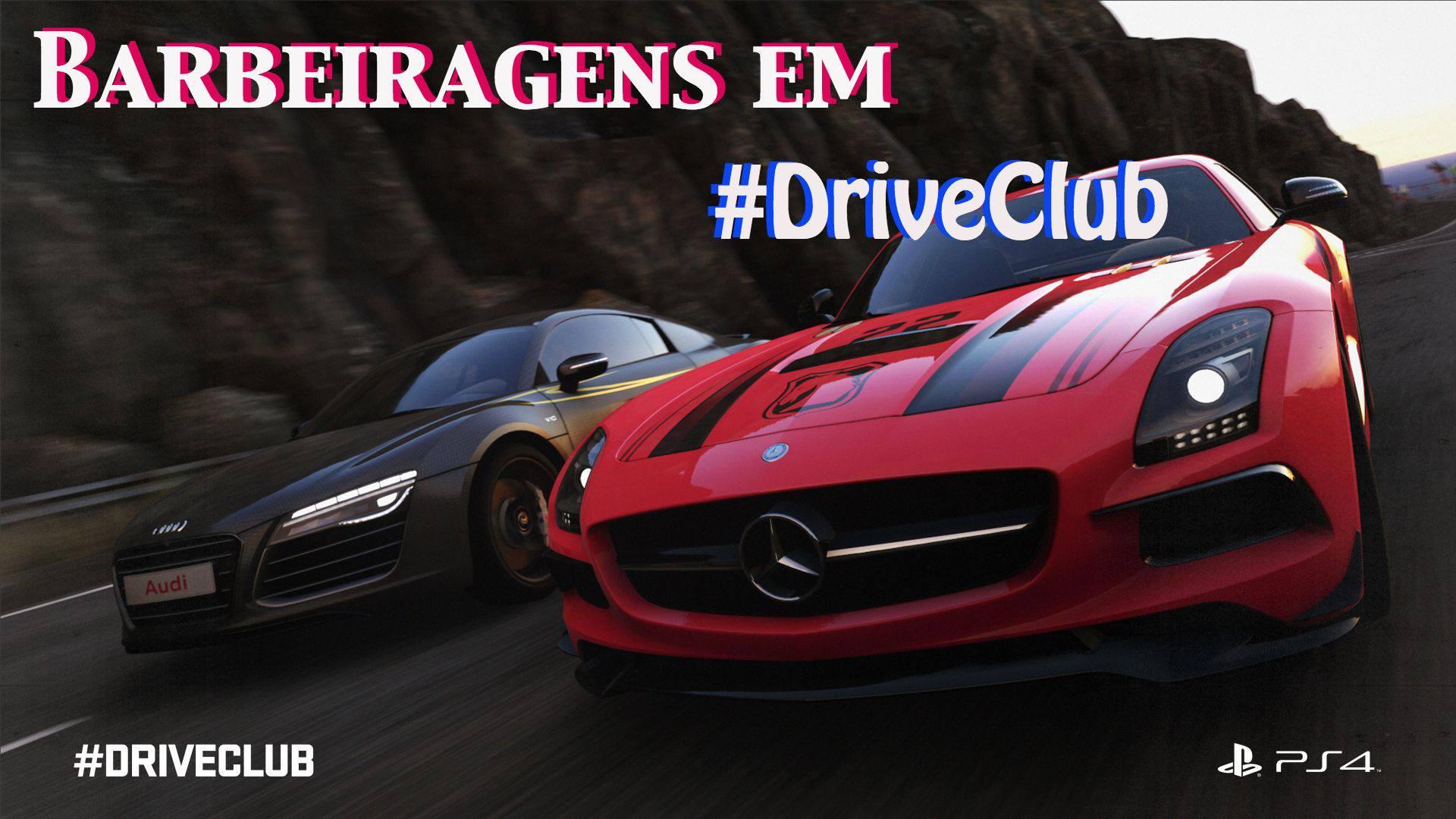 Meu PS4 - Barbeiragens em Driveclub - Imagem