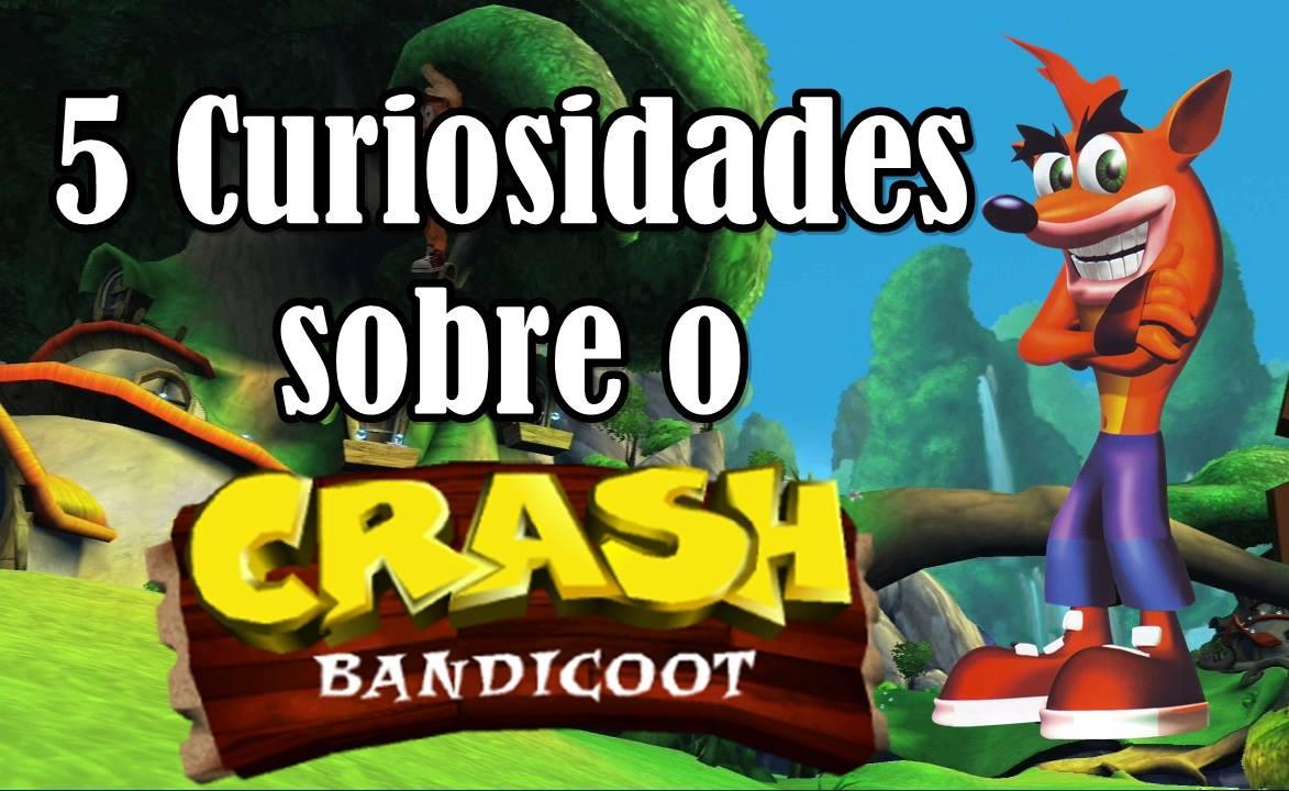 Paladino2000 - Curiosidades sobre o Crash Bandicoot - Imagem