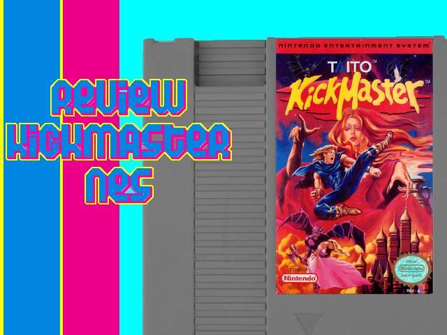 Review Kickmaster - NES - Imagem