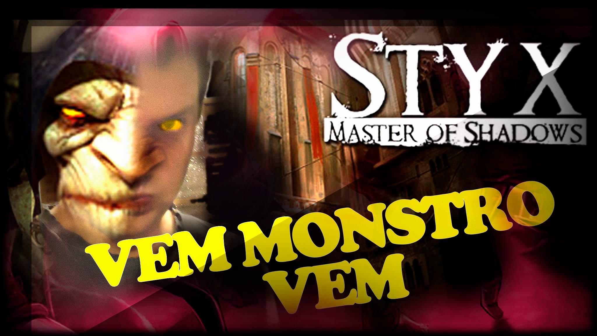 Styx Master of Shadows - Delary - Imagem