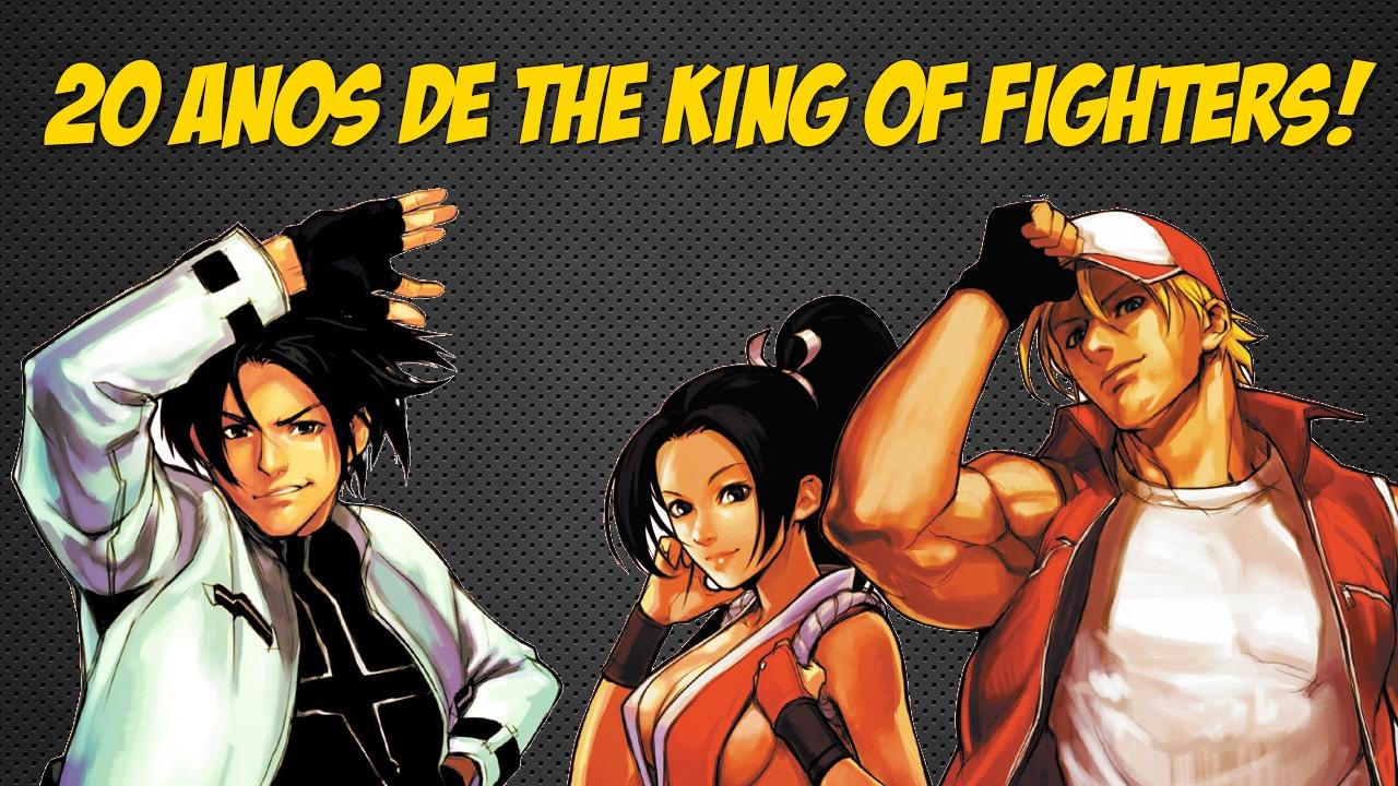 The King of Fighters - 20 Anos