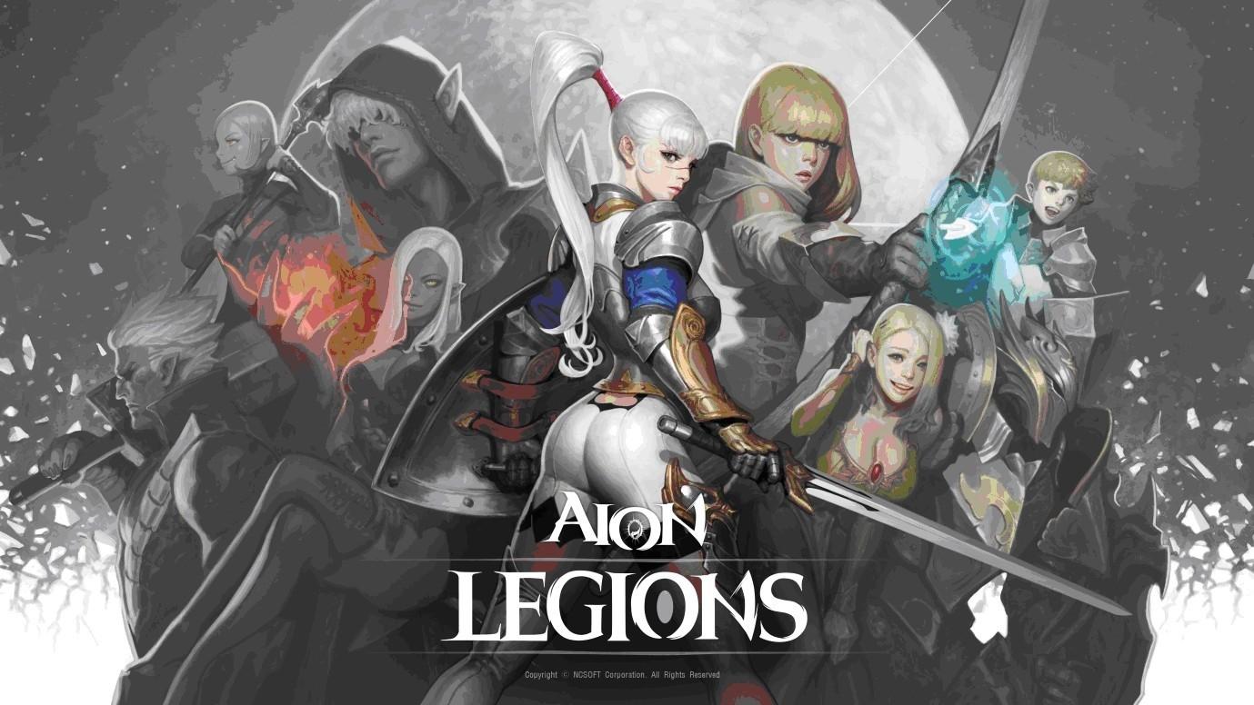 Aion Legions - Wallpaper Banner