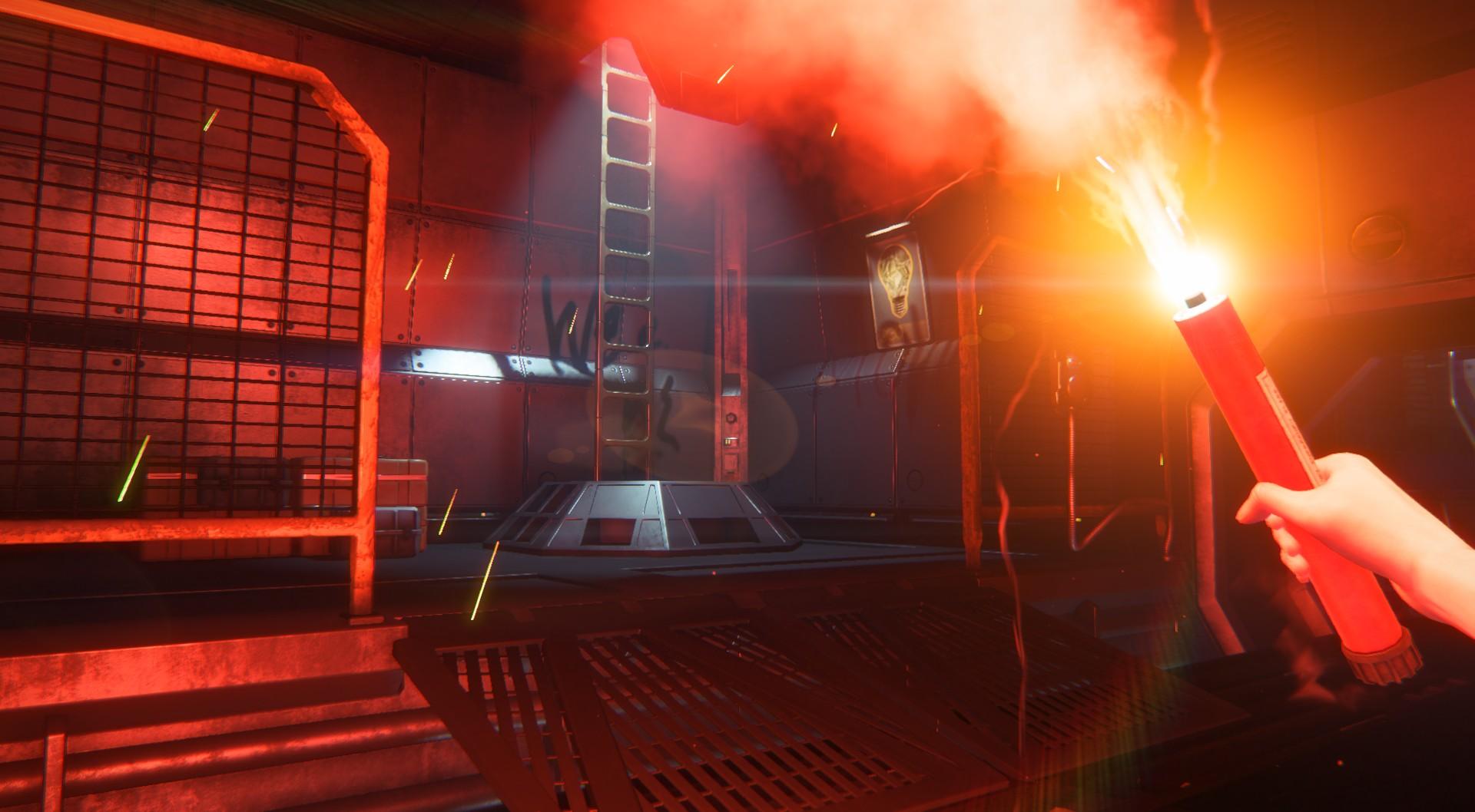 Alien - Isolation - Launch Screen HD