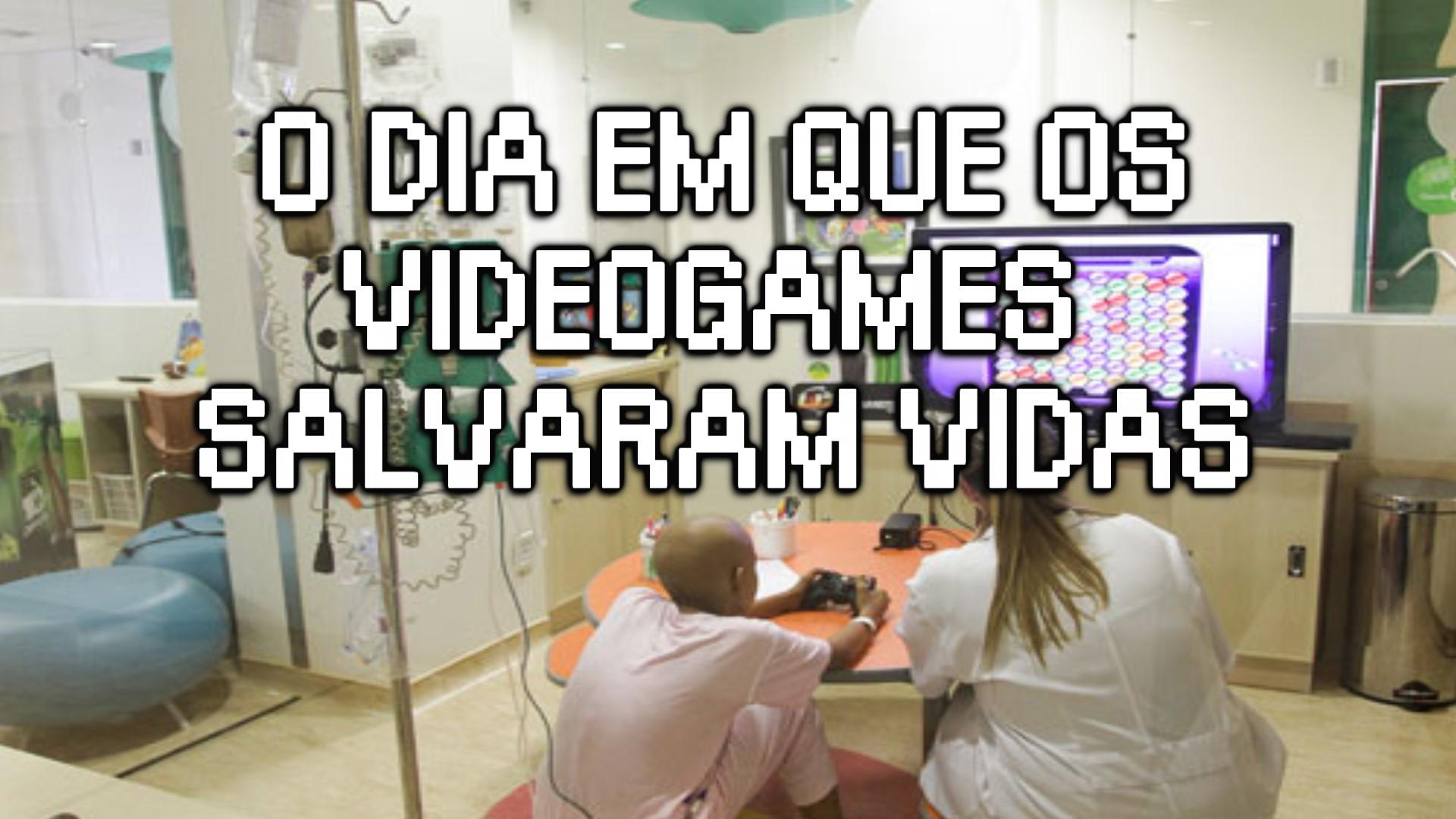 Animagamer - O Dia em que os Videogames Salvaram Vidas - Imagem