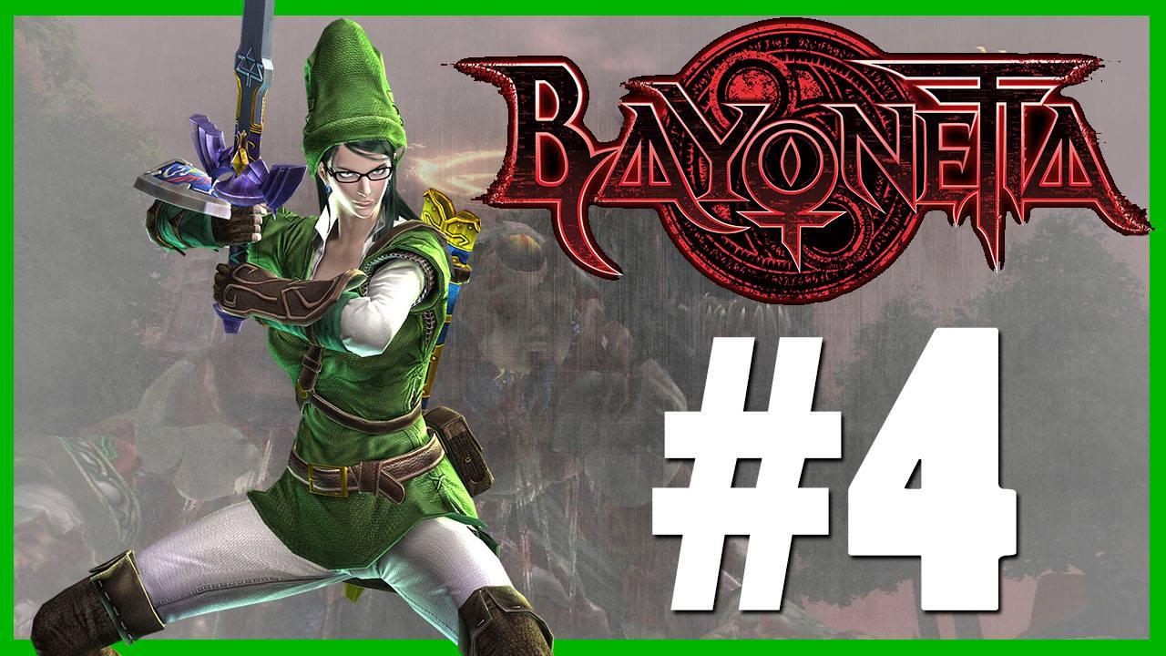 Bayonetta - Wii-U - The Legend of Zelda Cosplay - Link