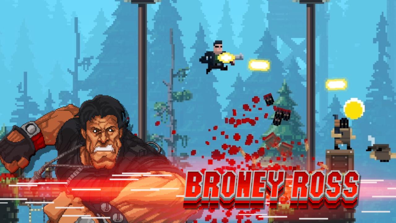 Broforce - The Expendabros - PC Screenshot HD