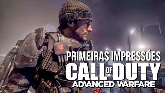 Call of Duty - Advanced Warfare - Impressões PS4 - Imagem