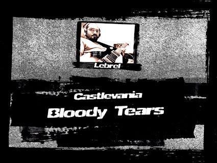 Castlevania - Bloody Tears