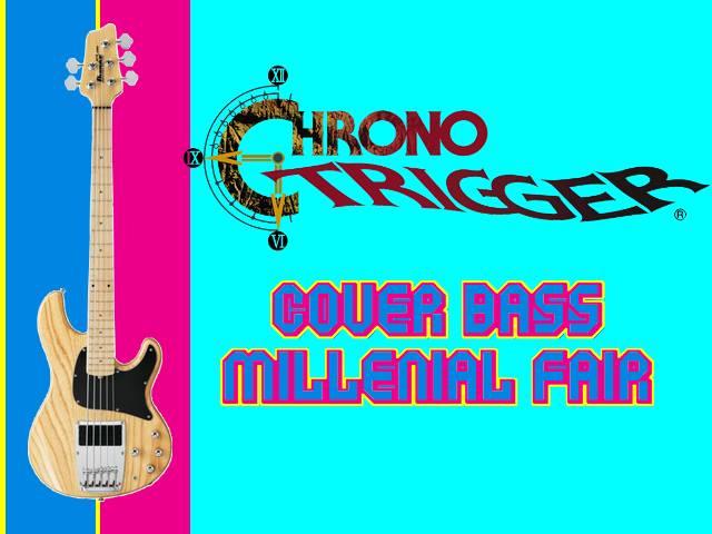 Cover Bass - Millenial Fair - 7UPlay Imagem