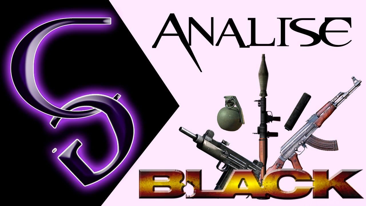 Cruxer Gamer Oficial - Black FPS - Imagem