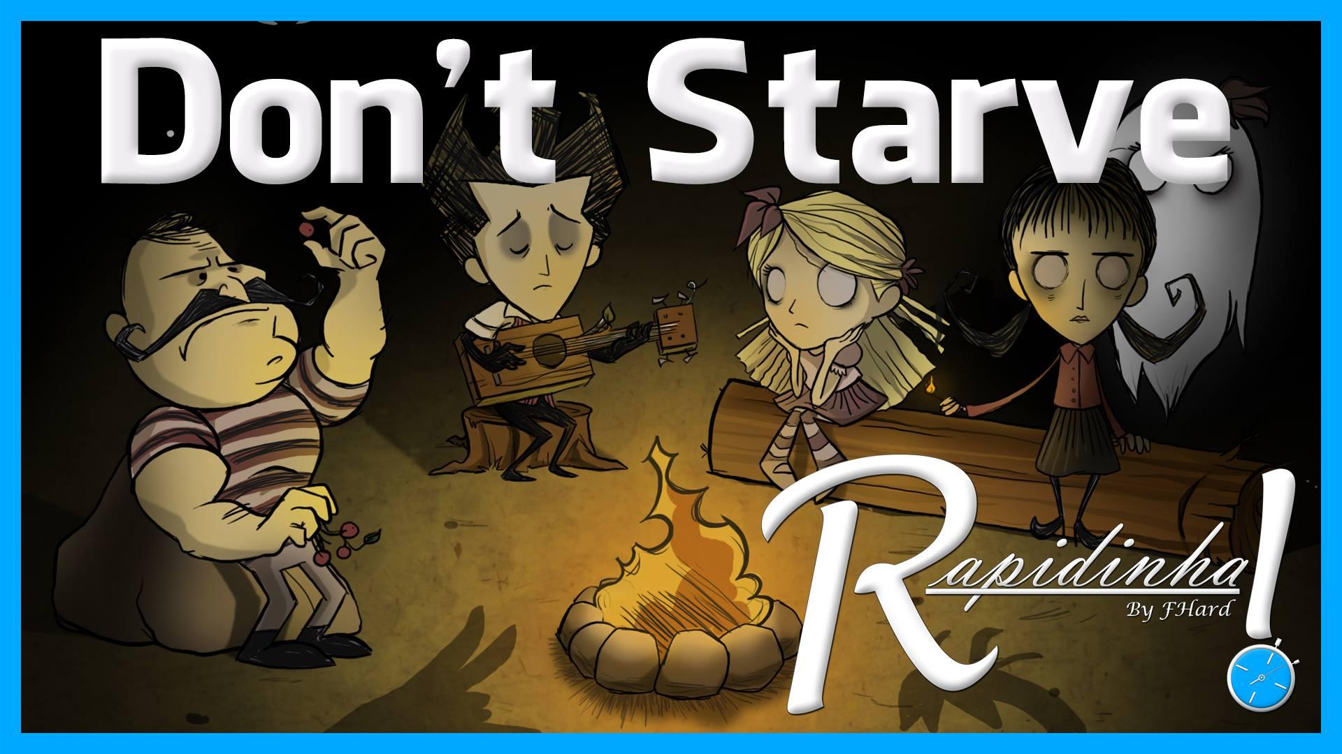 Don't Starve - FHard - Imagem