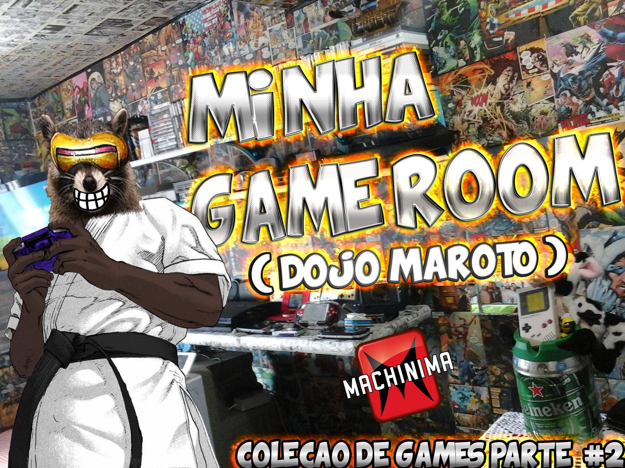 Guaxinim Maroto - Gameroom - Img